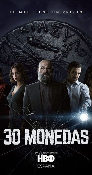 Download 30 coins Season 1 Episode 1 - 6 Spanish TV series with English subtitles MP4 HD