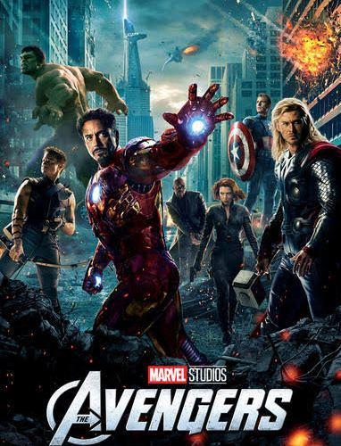 Marvel avengers 2012 Full Movie Download MP4 HD