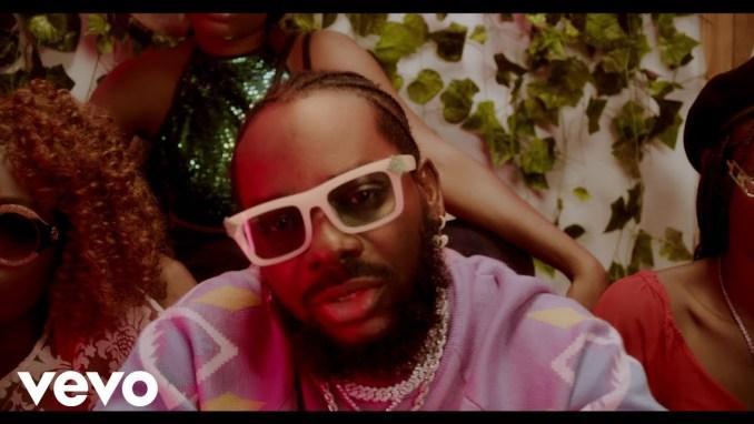 Adekunle Gold Ft. Patoranking – Pretty Girl Video MP4 Download