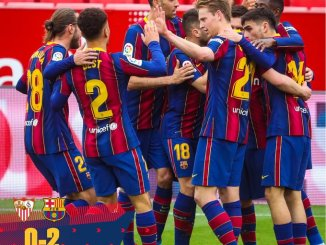 Sevilla vs Barcelona 0-2 – Highlights