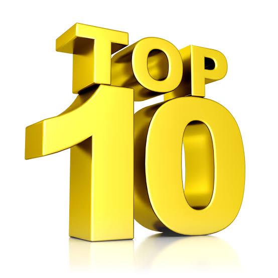 Official Naija Top 10 Music Video (Week 8)