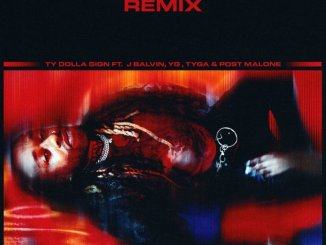 Ty Dolla Sign ft. Tyga, J Balvin, YG, Post Malone – Spicy Remix Mp3 Download Audio
