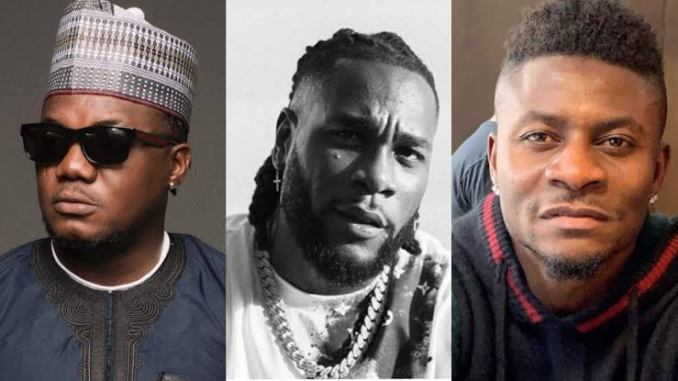 CDQ Attacks Burna Boy For Disrespecting Footballer Obafemi Martins