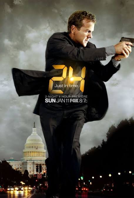 24 tvseries by Jack Bauer All Seasons from 1-9 Available for Download for free MP4 HD