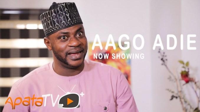 Aago Adie – Latest Yoruba Movie 2021 Download MP4 3GP HD