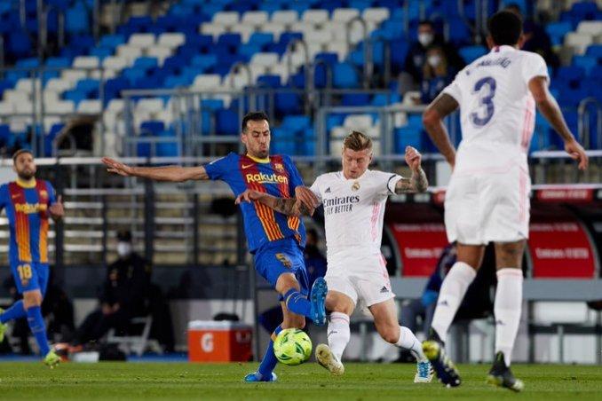 Real Madrid vs Barcelona 2-1 – Highlights
