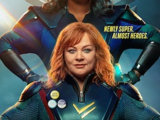 Thunder Force (2021) Full Movie Download MP4 HD