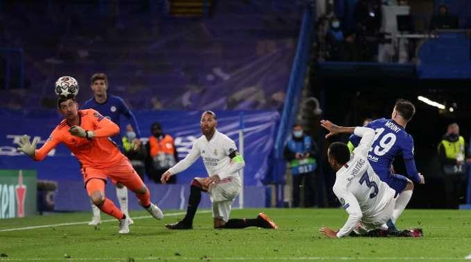 Chelsea vs Real Madrid 2-0– Highlights