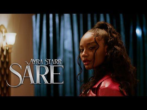 Ayra Starr – Sare Video MP4 Download