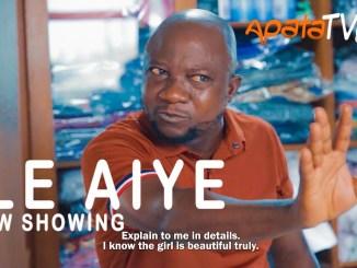 Ile Aye Latest Yoruba Movie 2021 Drama Download Mp4 3gp HD