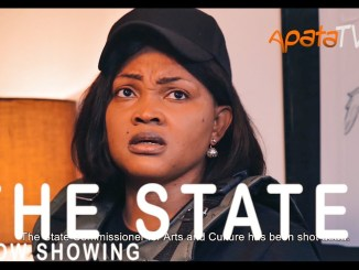 The State Latest Yoruba Movie 2021 Drama Download Mp4 3gp HD