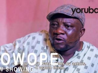 Kowope Latest Yoruba Movie