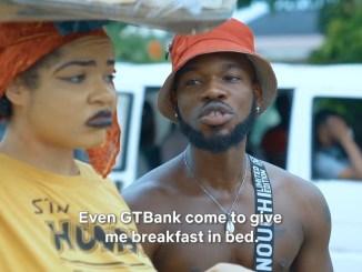 Broda Shaggi feat Nengi & Poco Lee – Bread Seller Comedy video Download mp4 HD