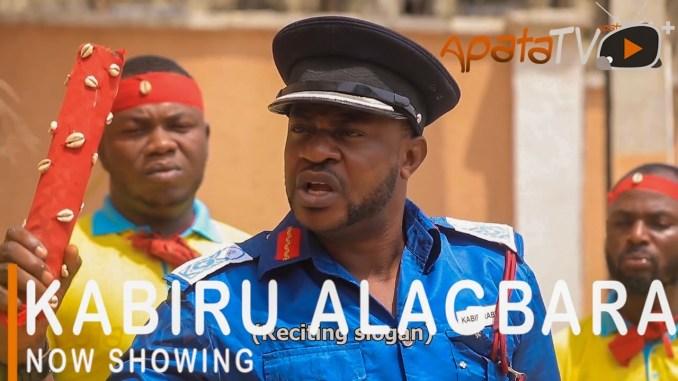 Kabiru Alagbara Latest Yoruba Movie 2021