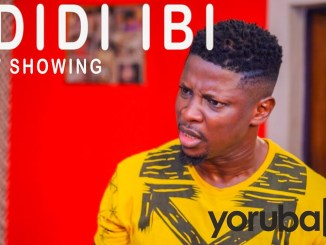 Edidi Ibi Yoruba Movie 2021