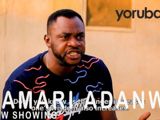 Kamari Adanwo Latest Yoruba Movie 2021 Drama Download Mp4 3gp HD