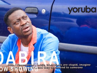 Dabira LatestYoruba Movie 2021 Download Mp4 3gp HD