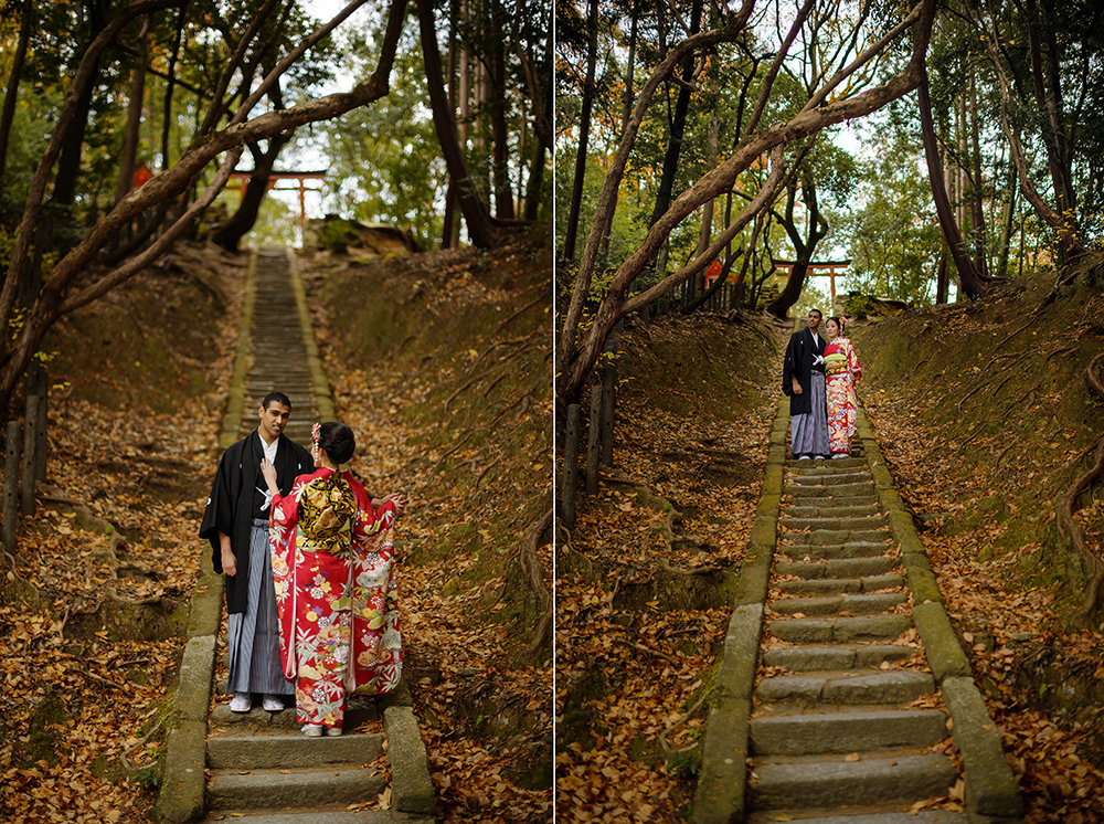 kyoto pre-wedding and engagement photography 25