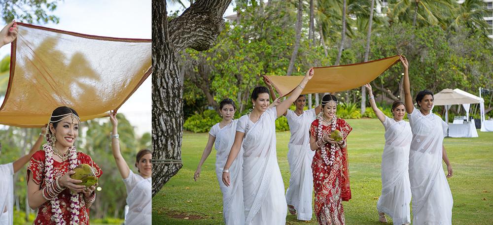 indian wedding hawaii 10