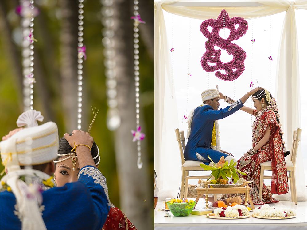 indian wedding hawaii 3