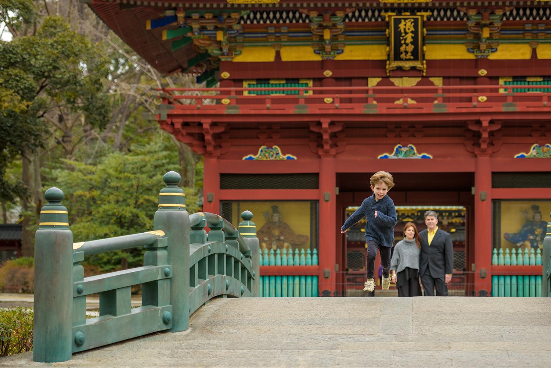 Nezu Shrine - 37 Frames | Destination Wedding Photographers