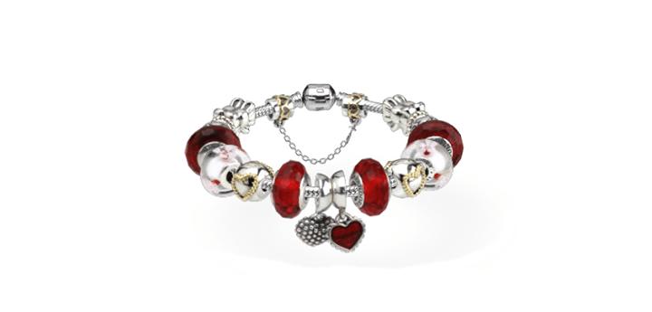 Pandora Jewelry Valentines Day Collection 2014