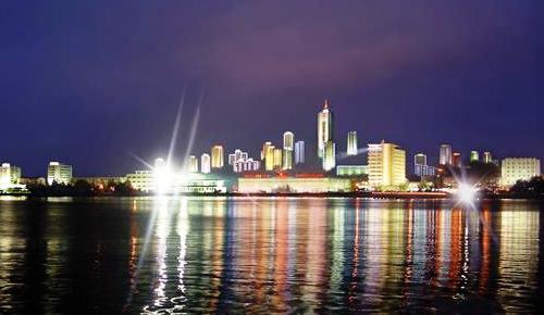 City Spotlight Wonsan