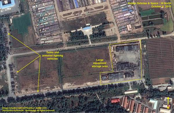 North Korea: Pyongyang Prepares for One of the Largest ...