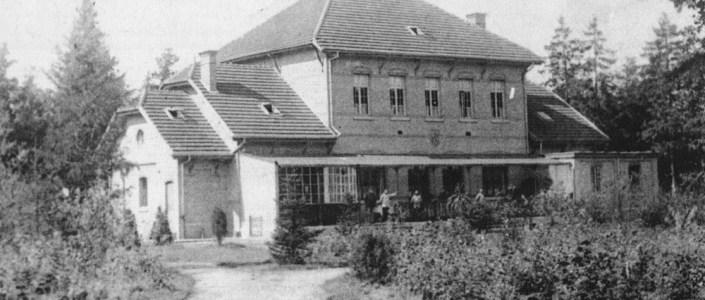 Officiersmess Infanterieschool