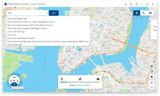 4 طرق لتغيير الموقع الجغرافي للايفون 3