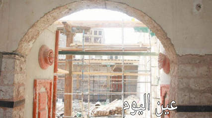 جامع الامام الشافعي تاريخ جده المهمل