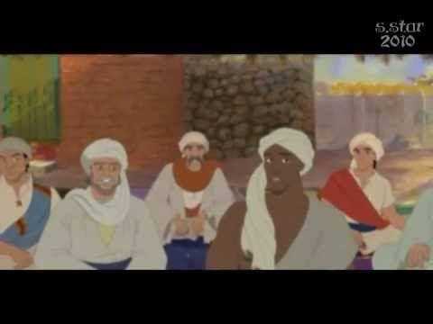 """فيلم عن """"مؤذن الرسول"""" بلال .. أول فيلم """"أنيمي"""" سعودي"""