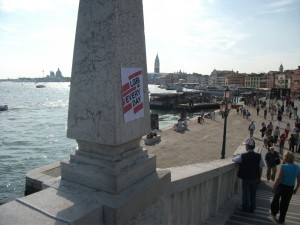 'LGB = Everyday', The LGB Group in Venice, 2003