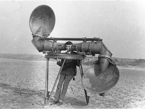 Listening machine