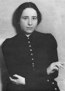 Hannah Arendt - caption young copy