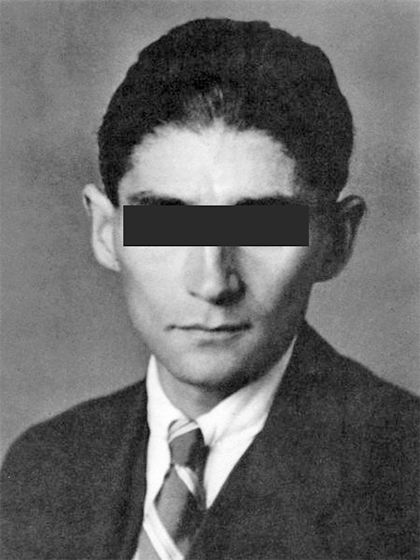 Misreading Kafka by Shannon Burns