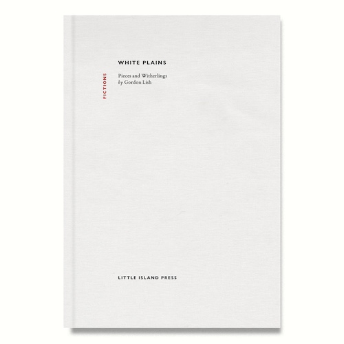 White Plains by Gordon Lish