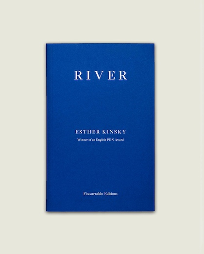 Review of River of Esther Kinsky