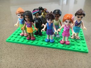 Building The Dream Lego Friends And The Construction Of Human