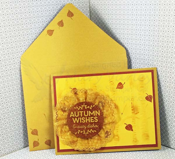 Autumn Wishes Card