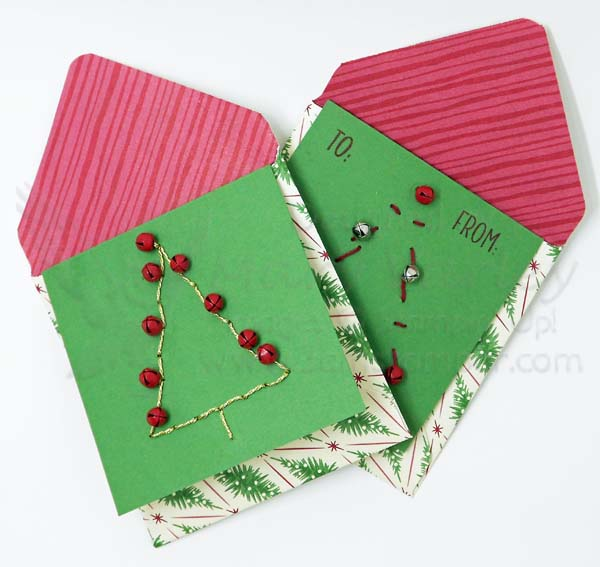 Bonus Tag-Note or Gift Card with Envelope - Visit http://www.3amstamper.com