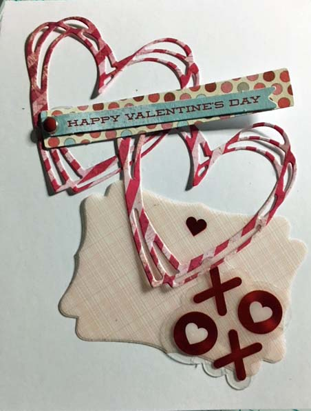 Happy Valentine's Day Card by Rebecca Boling - visit http://www.3amstamper.com