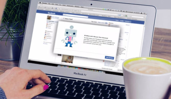 كيفية استرجاع حساب الفيس بوك فيسبوك المسروق عرفني دوت كوم