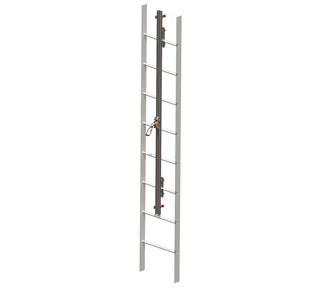 Miller Glideloc Ladder Climbing Systems 3a Solutions