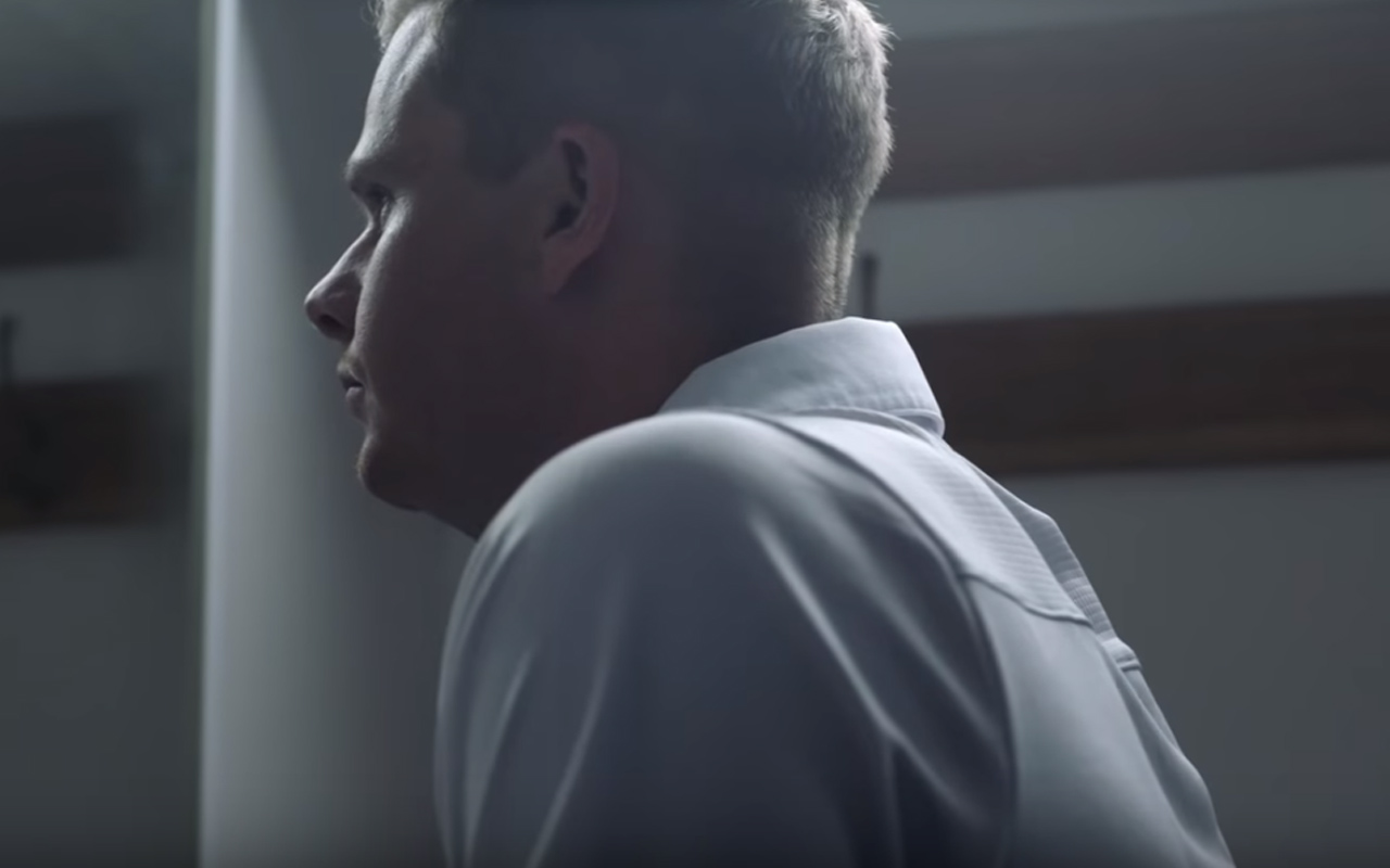 Steve Smith opens up in new Vodafone ad