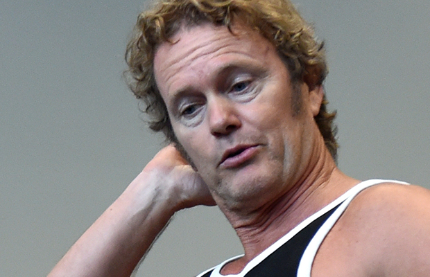 Craig McLachlan charged by police