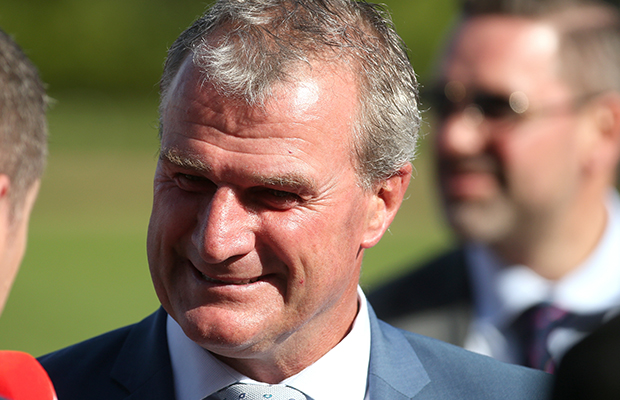 Horse racing Darren Weir arrested after police raids at horse stables