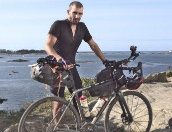 LR2R : 695 km d'une traite entre La Rochelle et Roscoff, le défi folie de Julien