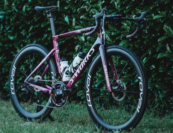 Un Specialized Tarmac S-Works SL7 personnalisé pour Peter Sagan sur les deux dernières étapes du Giro