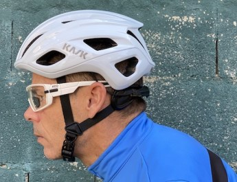Test du casque Kask Mojito 3